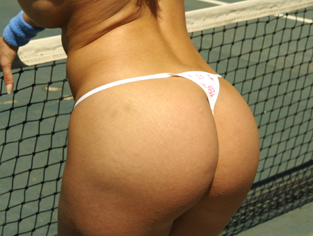 Naked Tennis...Simple.